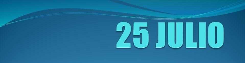 GALERIA 25 JULIO 2020